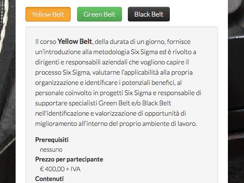 Realizzazione siti web a Milano, Como, Monza e Brianza per enti di formazione, certificazione, società di consulenza