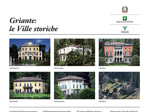 Studio, design, realizzazione segnaletica, cartellonistica, pannelli illustrativi per luoghi di interesse sul Lago di Como