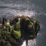 Villa del Balbianello, Lake Como © photo Yann Arthus-Bertrand
