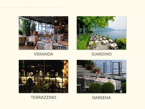 realizzazione siti web ristoranti lago di como