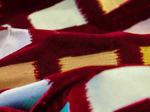 Realizzazione Catalogo online tessuti arredamento - sito web BROCHIER