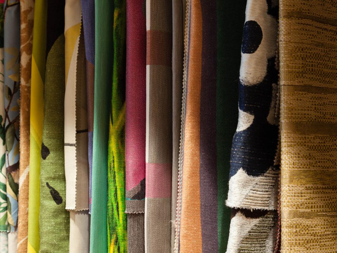 realizzazione catalogo online tessuti arredamento sito