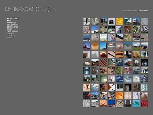Realizzazione siti web fotografi e artisti Como, Lago di Como