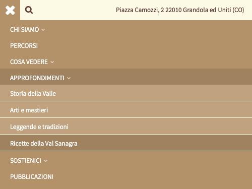 realizzazione siti web responsive per musei, ecomusei, parchi, comuni Lago di Como