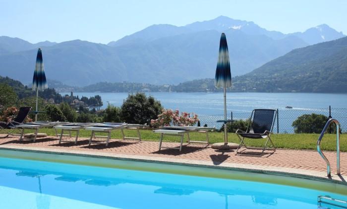 Realizzazione sito web per Residence e appartamenti vacanze sul Lago di Como
