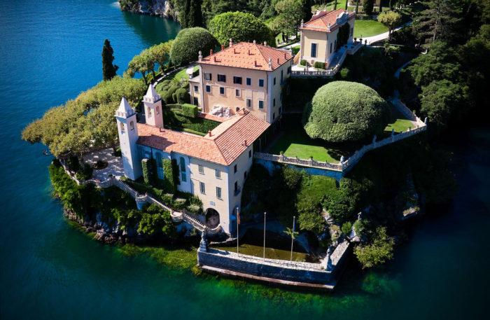 Villa Balbianello, Lago di Como © FAI