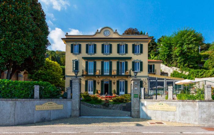 Villa Mirabella Hotel Lago di Como © Foto Dario Coppola